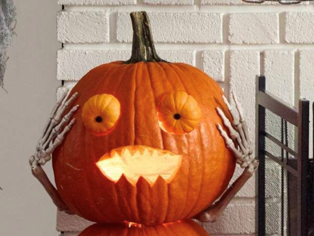 15 Pumpkin Designs That You'll Want To Copy For Halloween This Year