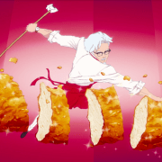 KFC's Latest Marketing Strategy: A Colonel Sanders Dating Sim