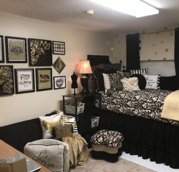 10 Decor Ideas To Liven Up Your Dorm Room