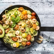 Recipes That Will Satisfy Your Pasta Cravings When You're Trying To Cut Carbs