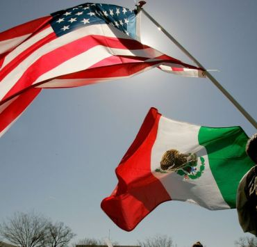 You Know You're Mexican American When…
