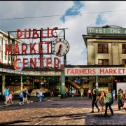 Pike Place Market, Places To Visit When You Hit Up Pike Place Market