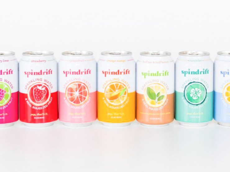 spindrift, Spindrift Sparkling Water Flavors Ranked