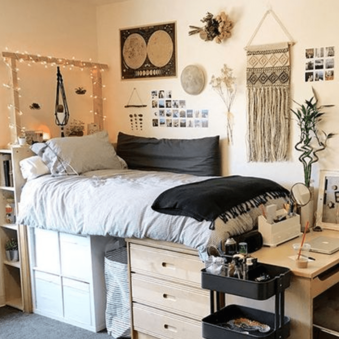 The Best Stores To Decorate Your Dorm Room On A Budget - Society26