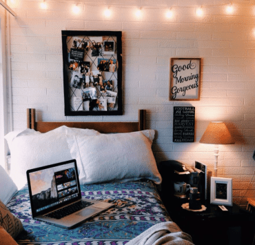 Cute Touches That Will Make Your Dorm Feel Like Home