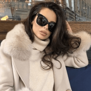 Fuzzy, Furry Outerwear You're Going To See All Winter Long