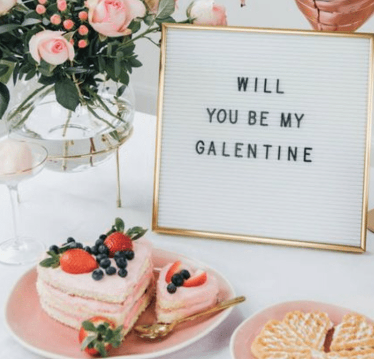 Galentine's Day Party Themes Your Girl Squad Will Be In Love With