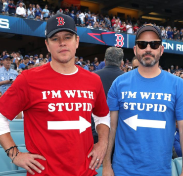 Top 15 Moments From The Jimmy Kimmel and Matt Damon Feud