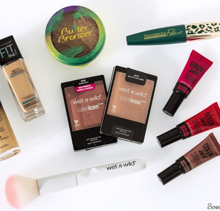 Drugstore Dupes For High End Makeup