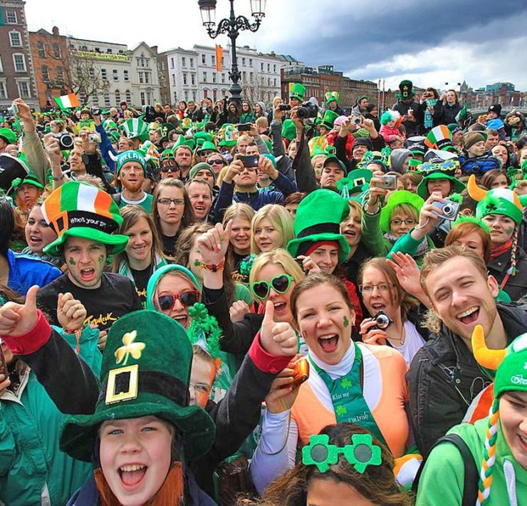 7 Fun Things To Do On Saint Patrick's Day Other Than Drink