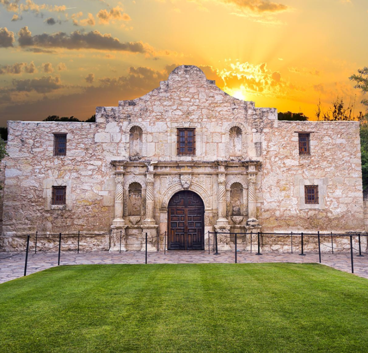 Texas, Great Vacation Spots In Texas