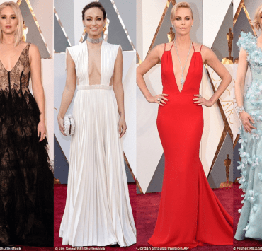 Red Carpet Looks, The Oscars: The Best Red Carpet Looks Over The Past Decade
