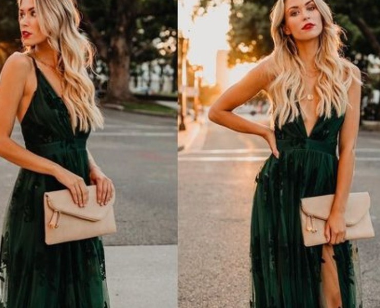 7 Formal Wedding Guest Dresses That Are Classy AF