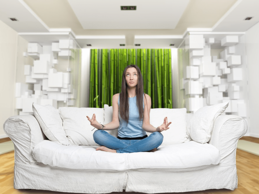 How To Stay Sane And Positive During Quarantine Time