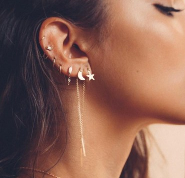 Everything You Need To Know About Getting Your First Cartilage Piercing