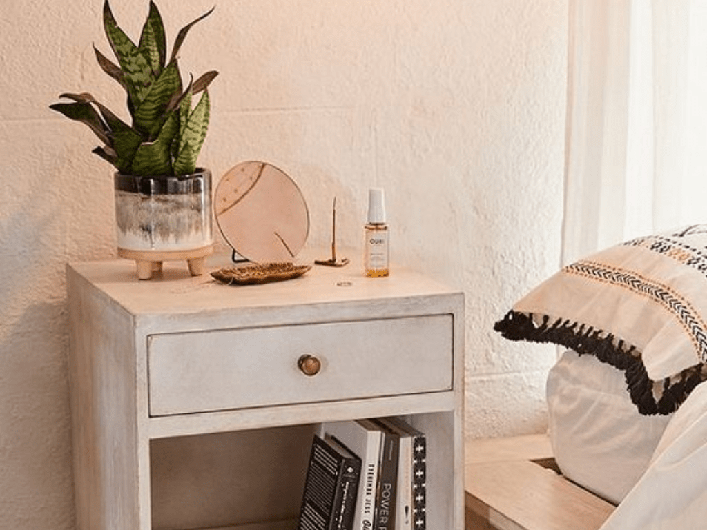 The Nightstand Necessities Every Girl Should Have