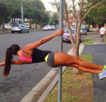 Why You Need To Try Pole Fitness ASAP