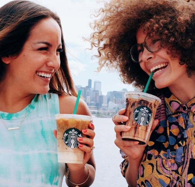 The Top 16 Starbucks Iced Drinks That Will Revive You