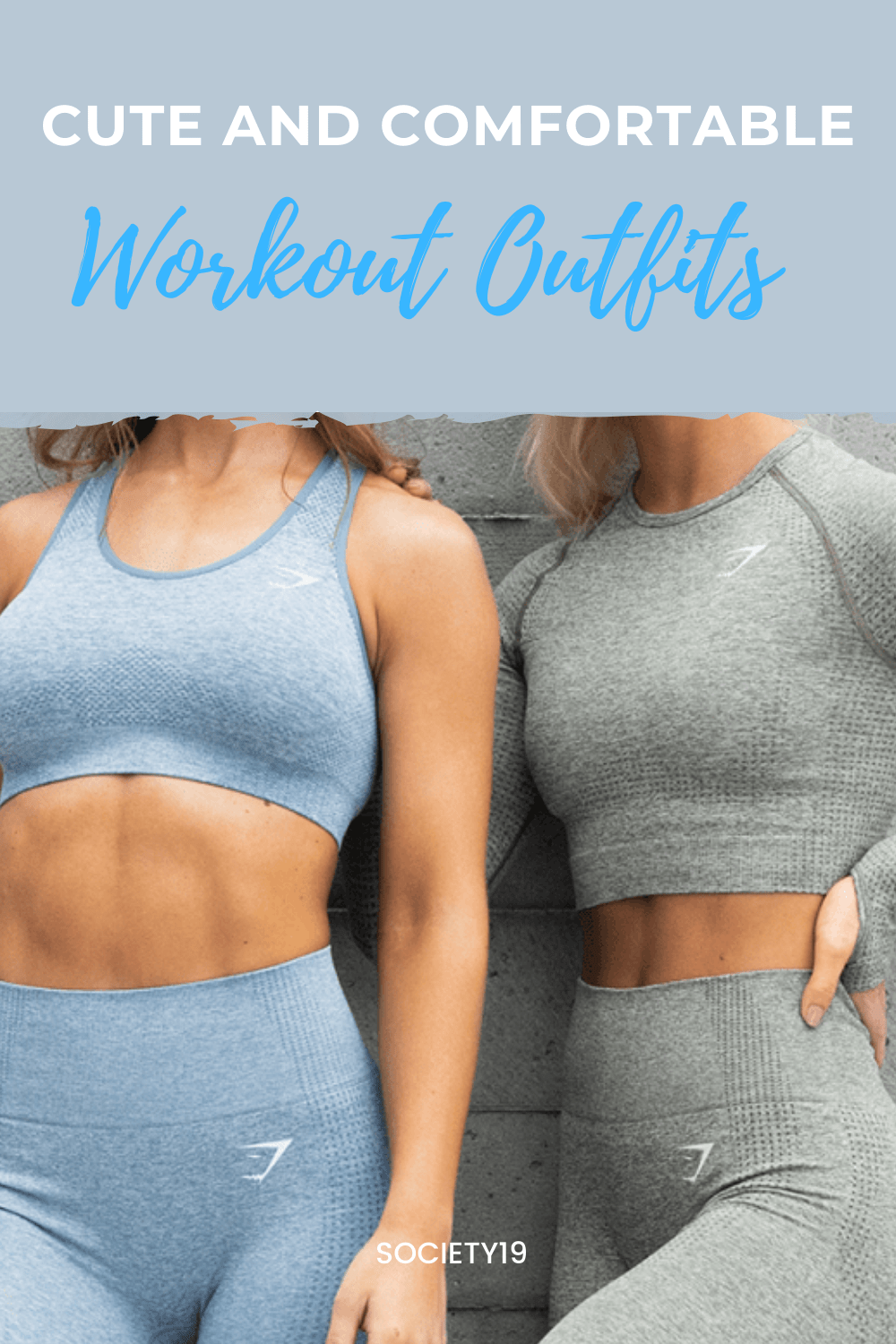 Comfortable and Cute Workout Outfits