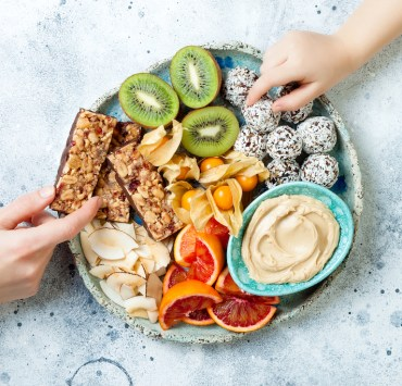 15 Healthiest Snacks To Get You Through Work From Home Time