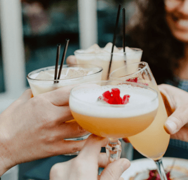What Your Girls Night Drink Choice Says About You
