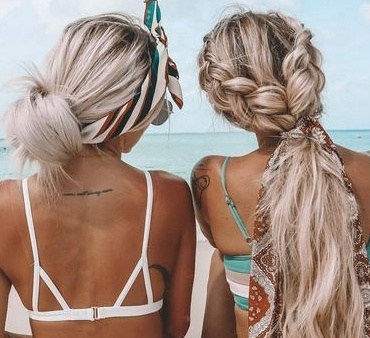 Cute Hairstyles, Cute Hairstyles For Warm Weather
