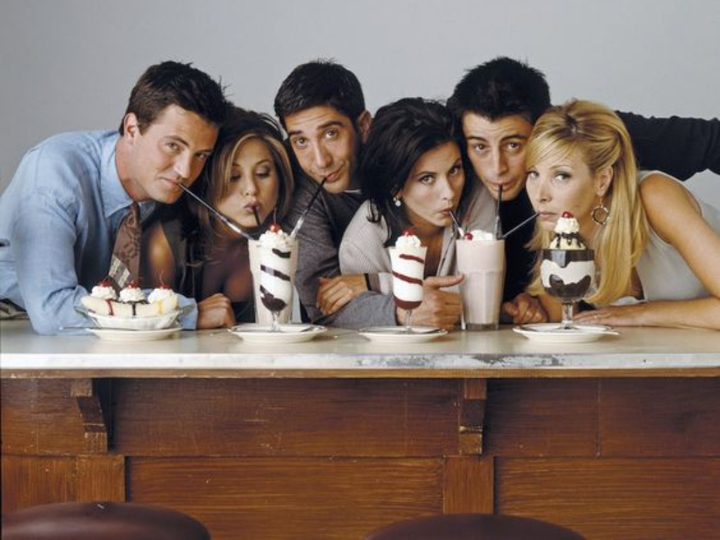 Reasons Why Friends Is The Best Show To Watch ANYTIME
