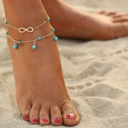 Anklets, 12 Anklets That You Can Rock All Summer Long