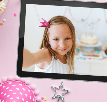 How To Host A Virtual Birthday Party Like a Pro