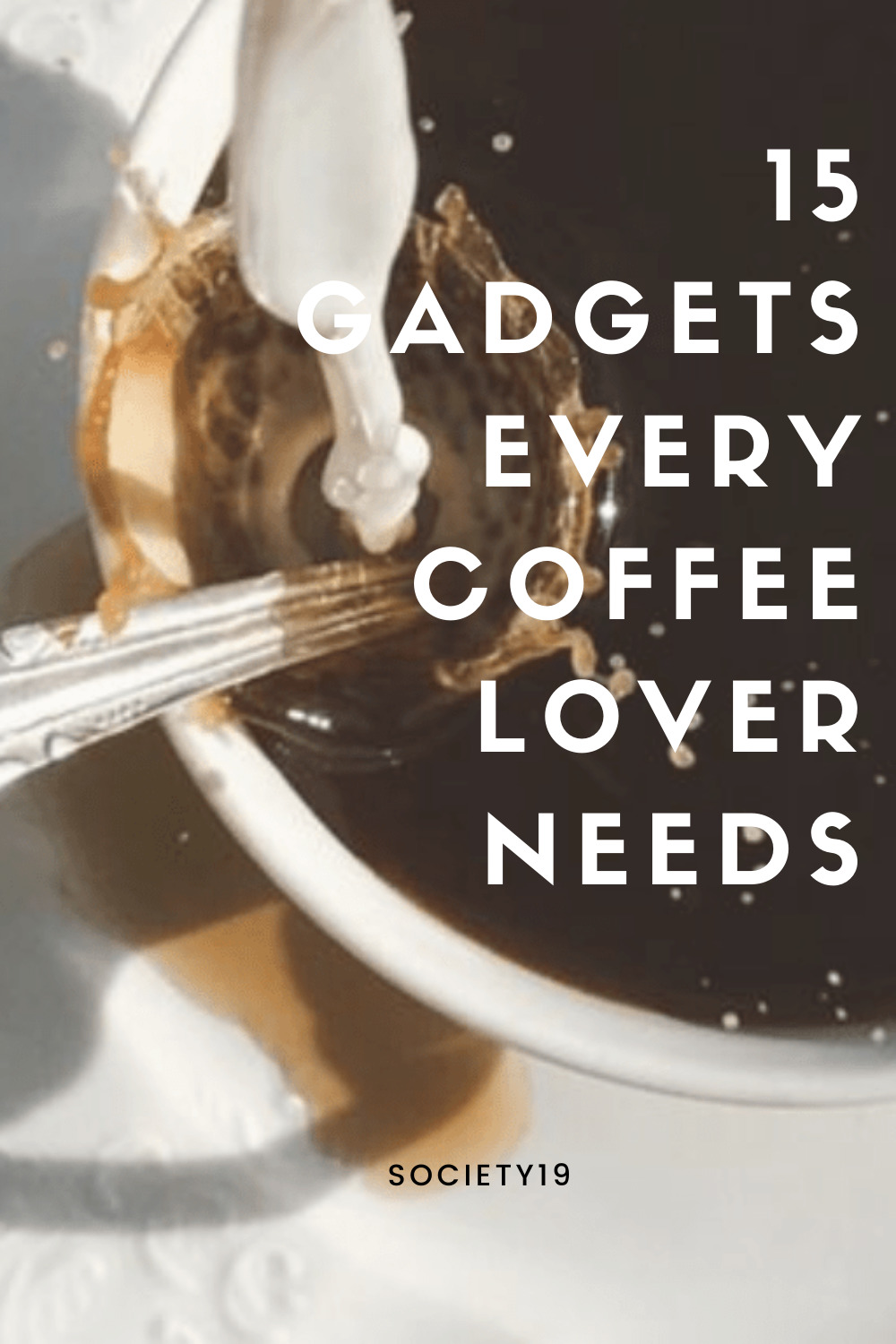 Coffee Lover, 15 Gadgets Every Coffee Lover Needs
