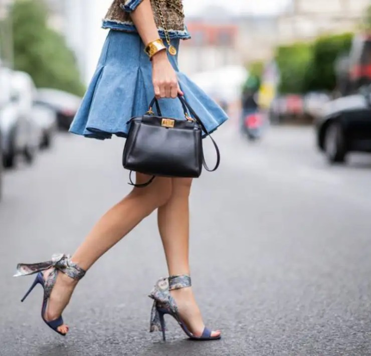 Outfit ideas, Outfit Ideas Based On Your Favorite Jean Skirt
