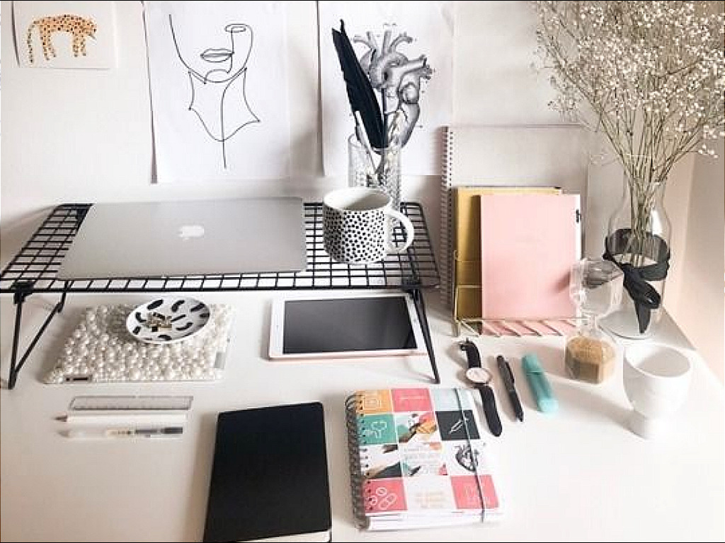 Desk Accessories, The Cutest Desk Accessories You'll Want In Your Dorm Room