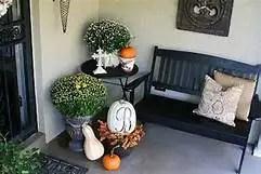 30 Fall Porch Decor Ideas To Copy