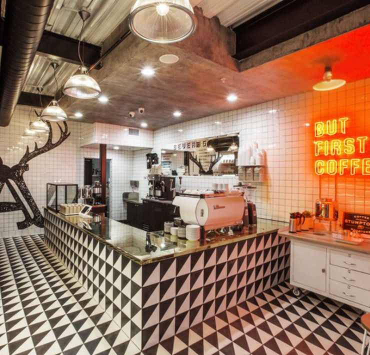10 of The Coolest Coffee Shops In Los Angeles To Try ASAP