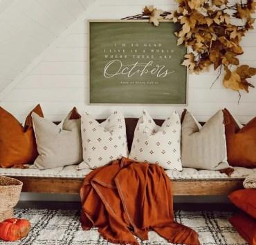 Fall Decor Ideas, 25 Best Outdoor Fall Decor Ideas For Your Home