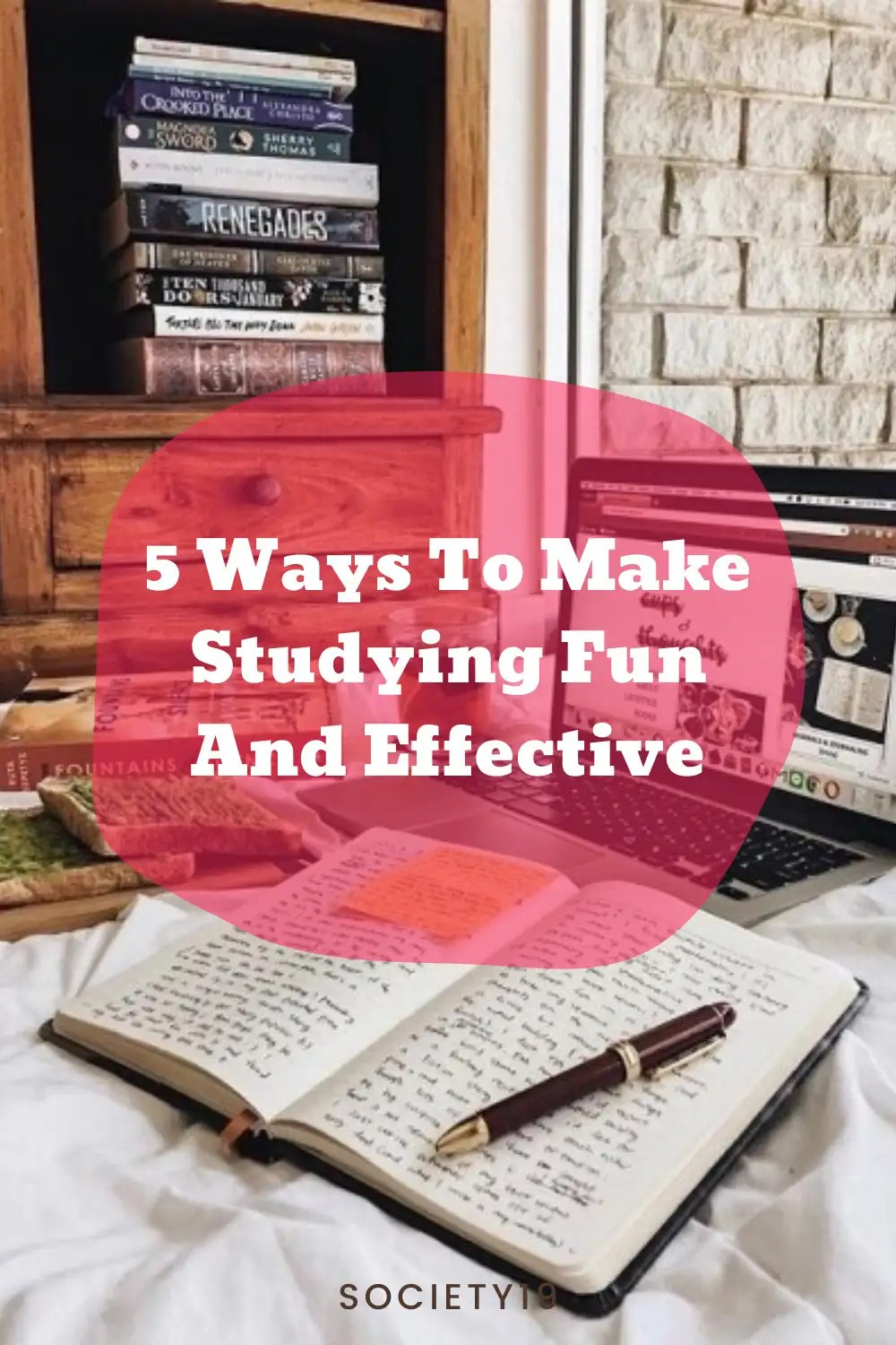 5 Ways To Make Studying Fun And Effective