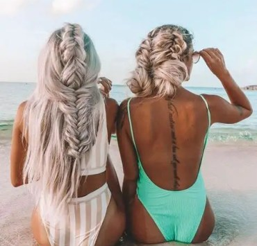 Braided Hair Style, 10 Braided Hair Styles To Keep You Cool This Summer