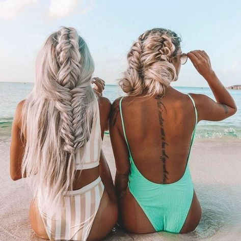 10 Braided Hair Styles To Keep You Cool This Summer