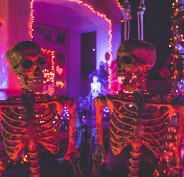 20 Genius Halloween Party Ideas