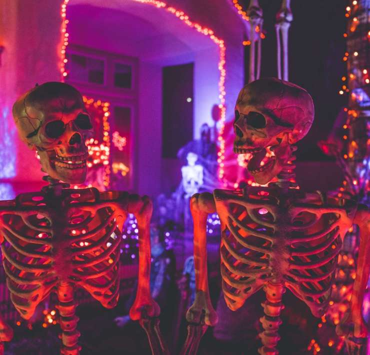 20 Genius Halloween Party Ideas