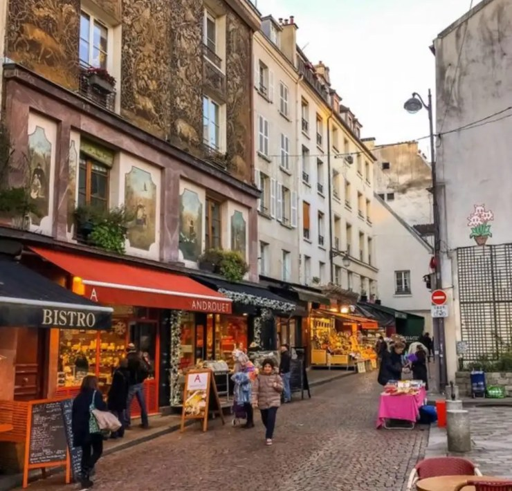 Hidden Gem: Paris' Rue de Mouffetard