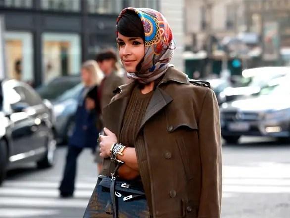 Ways To Wear A scarf, 20 Stylish Ways To Wear A Scarf