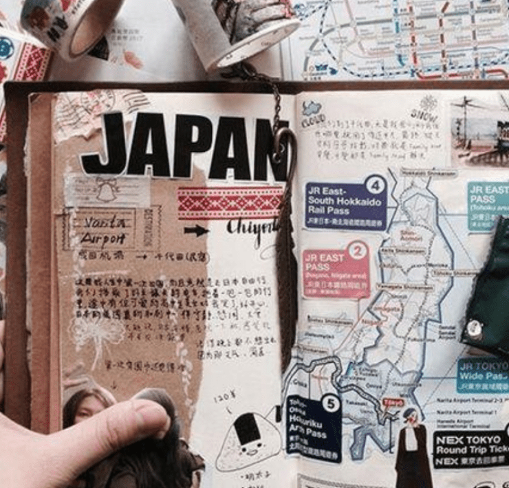 Perfect Scrapbook, Build The Perfect Scrapbook By Keeping These 10 Items From Vacation