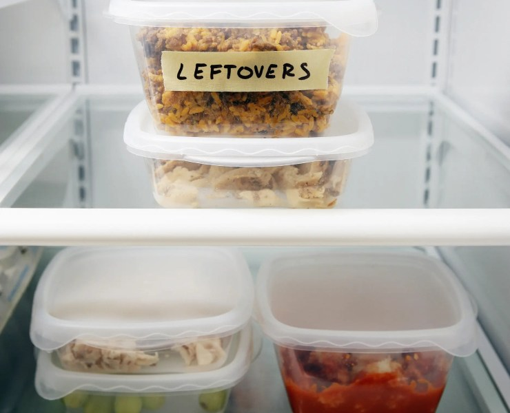 5 Easy To Make Meals With The Leftovers In Your Refrigerator