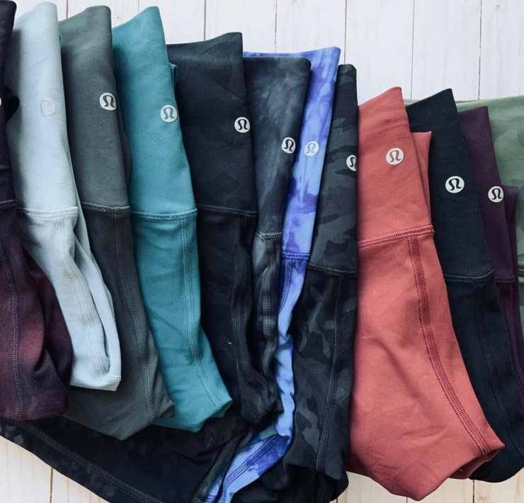 10 Of Our All Time Faves From Lululemon
