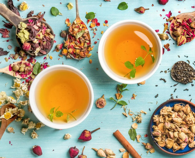 *6 Detox Teas To Cleanse Yourself
