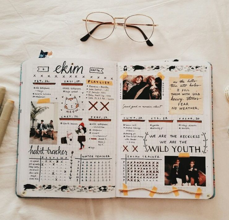 10 Unquestionable Reasons You Need To Start Keeping A Planner