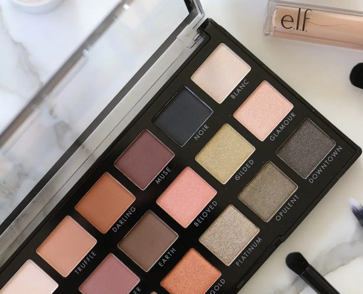 10 Eyeshadow Palettes From The Drugstore