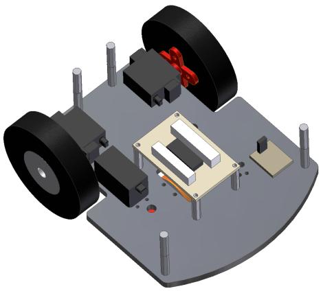 CAD Top View