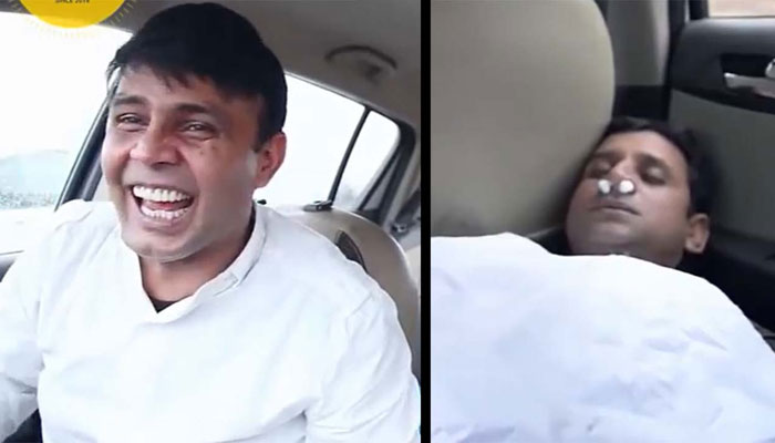 RJ Naved's dead body prank is so hilarious and the reactions are priceless!